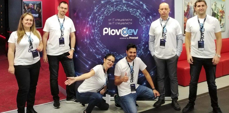 За седма поредна година Пловдив посрещна най-голямата IT конференция във града – PlovDev