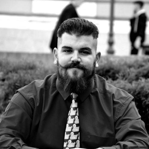 #студентите за Национални дни на кариерата: Александър Игов