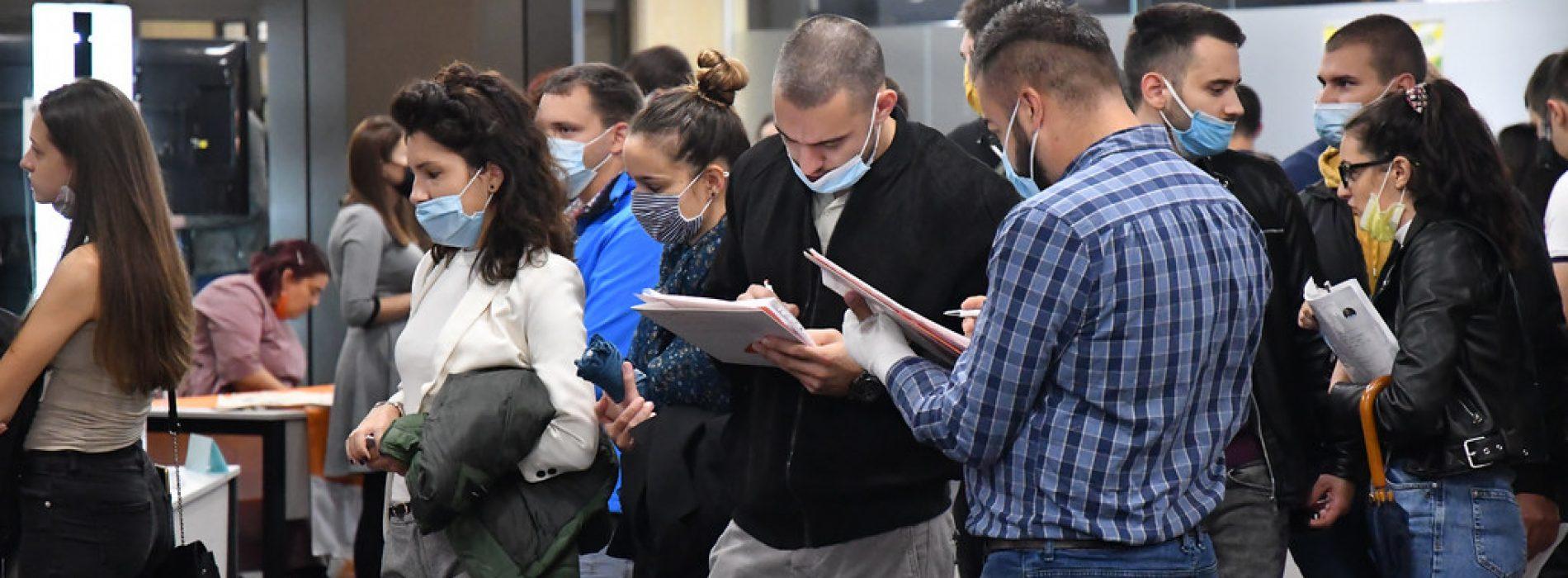 Над 2100 души проведоха интервюта за работа на Дни на кариерата – ИТ, Комуникации и Аутсорсинг