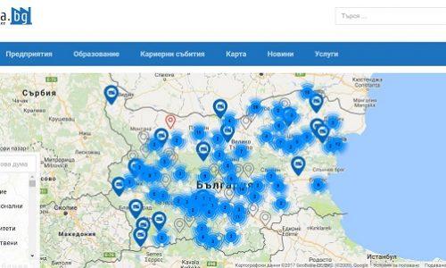 Industria.bg – Индустриалната карта на България