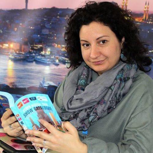 """Десислава Тодорова – """"Впечатляващ професионализъм, отдаденост, желание за работа, усмивка и нестихващ позитивизъм"""""""