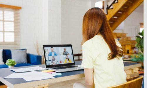 Как да бъдете продуктивни, докато работите от вкъщи