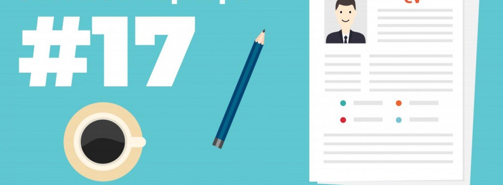 Внимание! Ето кои грешки най-често се допускат в CV-то