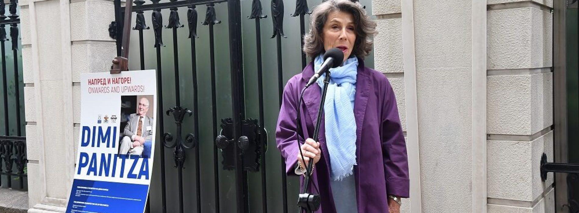 Столична улица вече носи името на визионера и филантроп Дими Паница